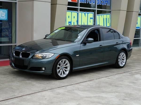 2011 *BMW* *3* *Series* *328i* 4D Sedan