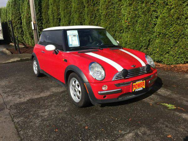 2003 *MINI* *Cooper* *Hardtop* 2DR CPE - CALL/TEXT 📱