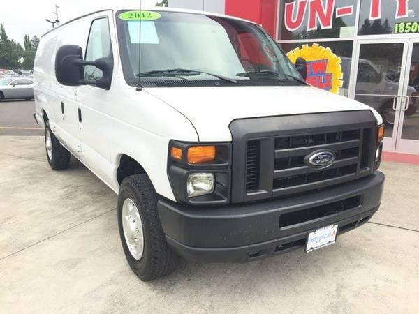 2012 *Ford* *E-250* ** 3D Extended Cargo Van