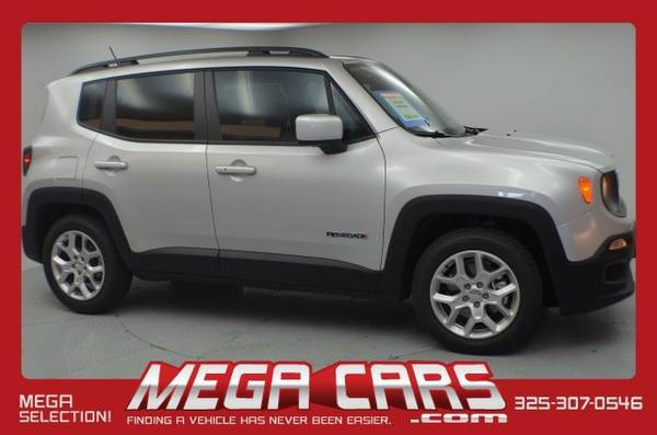 2015 Jeep Renegade LATITUDE