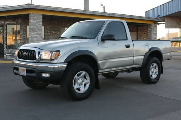 2004 TOYOTA TACOMA PRE-RUNNER 2WD 4CYL AUTO