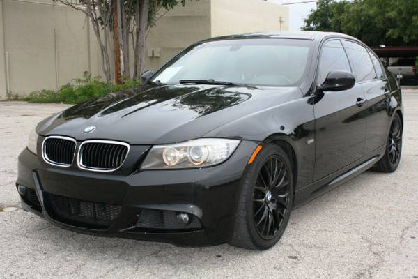 2009 BMW 335i M SPORT TWIN TURBO*RARE*