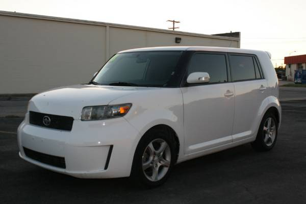 2008 SCION XB WAGON 4CYL AUTO