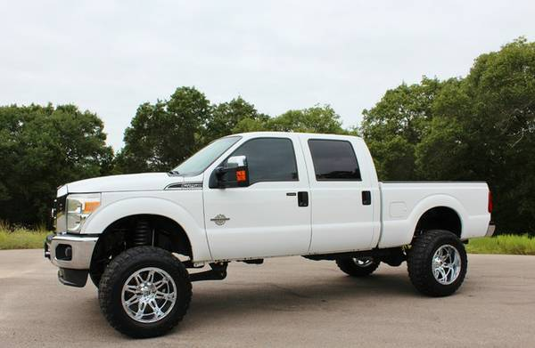 2011 FORD F250 4X4 6.7L POWERSTROKE*LIFTED*CLEAN CRAFAX!*1OWNER*CALL!