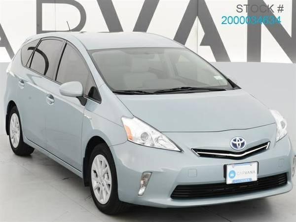 2014 Toyota Prius v Wagon
