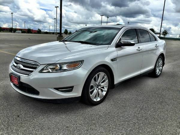 2011 FORD TAURUS LIMITED/EASY FINANCE/
