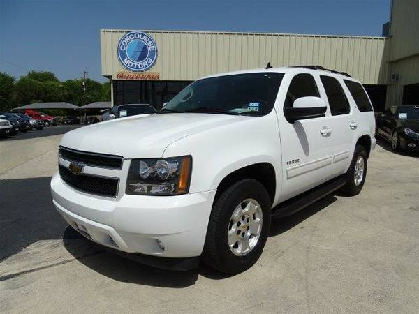 2010 Chevrolet Tahoe LT 2WD Get Approved Today