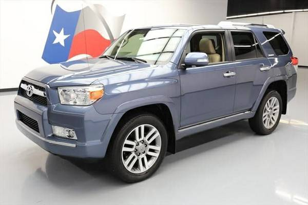 2013 Toyota 4Runner Limited 4dr SUV 4WD 7 DAY RETURN / 3000 CARS IN ST