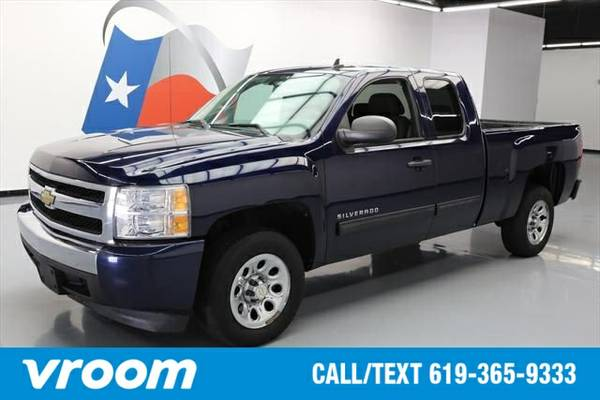 2010 Chevrolet Silverado 1500 7 DAY RETURN / 3000 CARS IN STOCK