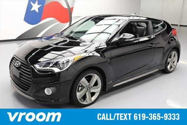 2015 Hyundai Veloster 7 DAY RETURN / 3000 CARS IN STOCK