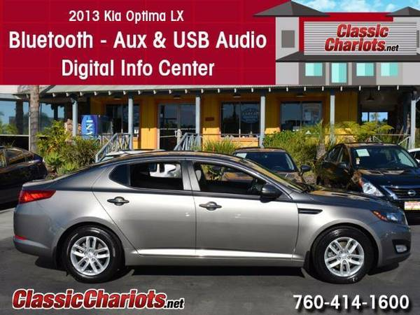 2013 *Kia Optima* LX - 1 Owner - Low Miles - Very Nice !