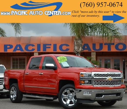2014 Chevy GMC 1500 ECOTEC FLEX FUEL * CHEVROLET SILVERADO 1500 #15660