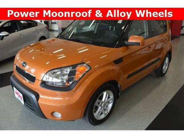 2011 *Kia Soul* Plus (Ignition)