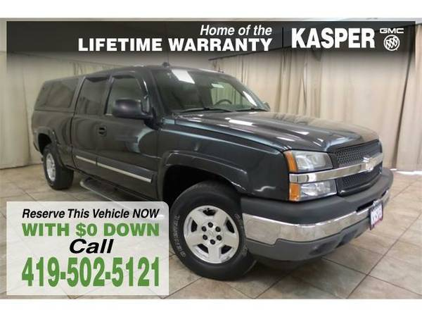 2005 *Chevrolet Silverado 1500* - GOOD OR BAD CREDIT OK!