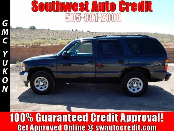2005 GMC Yukon *IN HOUSE FINANCING*