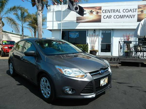 2012 FORD FOCUS SUPER CLEAN BLOW OUT SPECIAL!!!!
