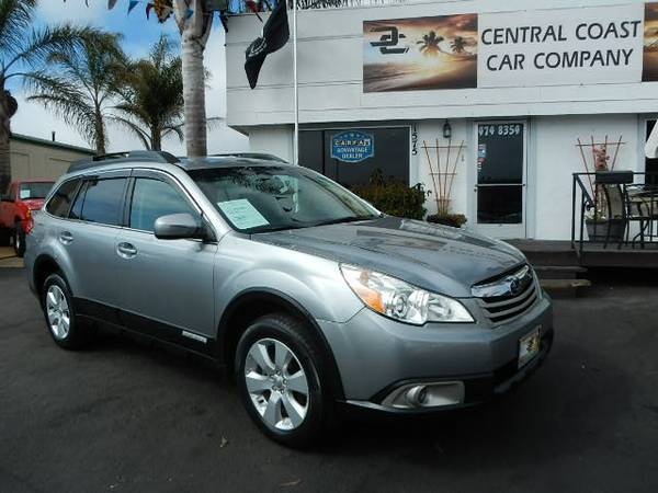 2011 SUBARU OUTBACK PREMIUM RARE HARD TO FIND SUPER CLEAN!!!
