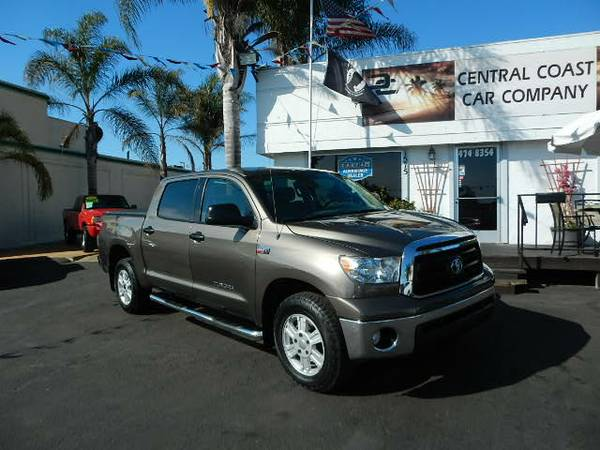 2011 TOYOTA TUNDRA CREW CAB MAX !! 4X4 ONE OWNER!!!