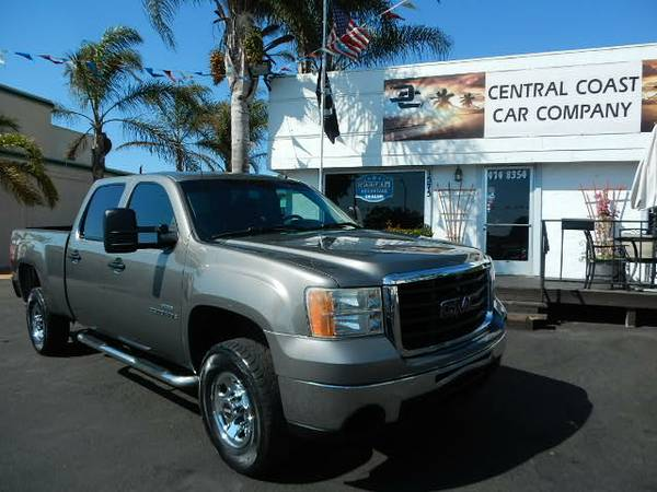 2009 GMC SIERRA SLT 2500 HD 4X4 DIESEL SUPER CLEAN!!!
