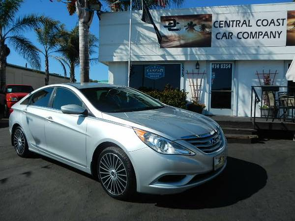 2013 HYUNDAI SONATA NEW WHEELS AND TIRES WOW PRICED TO SELL LOW MILES!