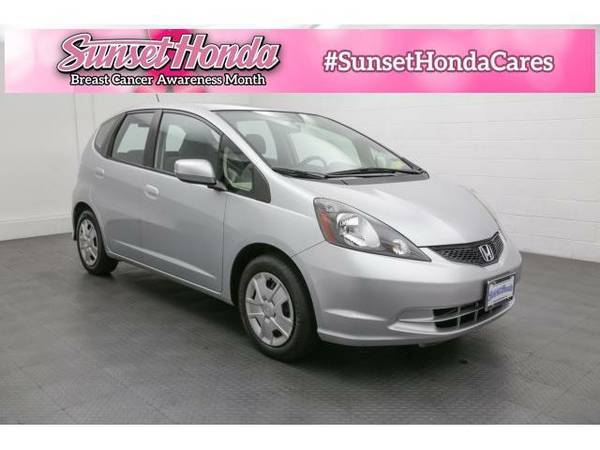 2013 *Honda Fit* Base - Great Credit, Bad Credit, No Problem!