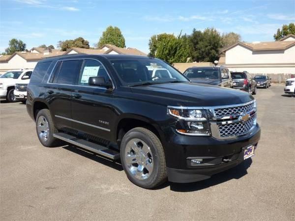 2016 *Chevrolet Tahoe* 2WD 4DR LT - BLACK