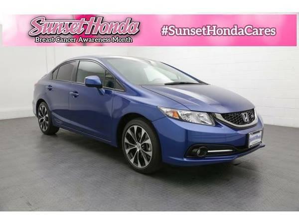 2013 *Honda Civic* Si - Great Credit, Bad Credit, No Problem!