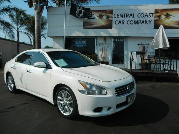 2010 NISSAN MAXIMA SV LOADED EYE CANDY!!!!