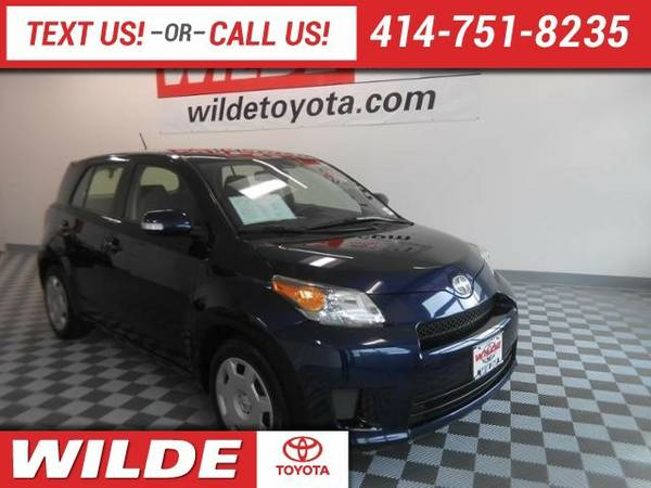 2013 Scion xD 5dr HB Auto (Natl) Sedan xD Scion