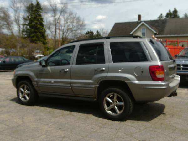 2002 Jeep Grand Cherokee Overland Price Reduced!!!