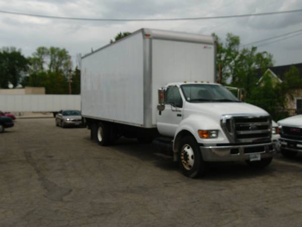 2005 Ford F650 Price Reduced!!!