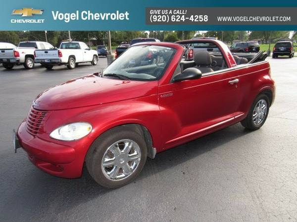 2005 Chrysler PT Cruiser Touring Convertible PT Cruiser Chrysler