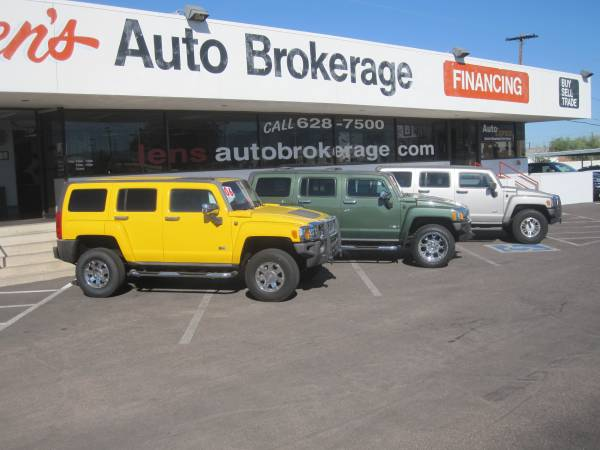 2006 Hummer H3 **WE HAVE 3 IN STOCK!**