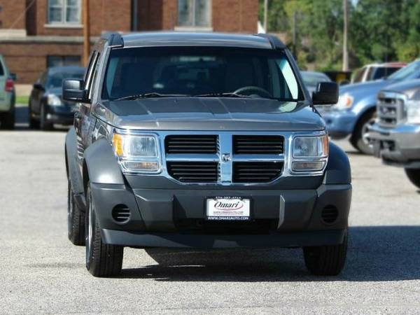 2007 Dodge Nitro . APR as low as 2.5%. As low as $600 down.
