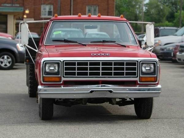 1985 Dodge Pickup D-350 . APR as low as 2.5%. As low as $600 down.