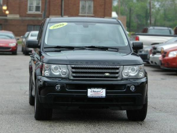 2006 Land Rover Range Rover Sport . Guaranteed Approval! As low as...
