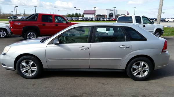 2005 CHEVY MALIBU LS NEW TIRES! WARRANTY INCLUDED!