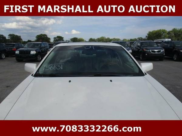 2004 Cadillac CTS - First Marshall Auto Auction