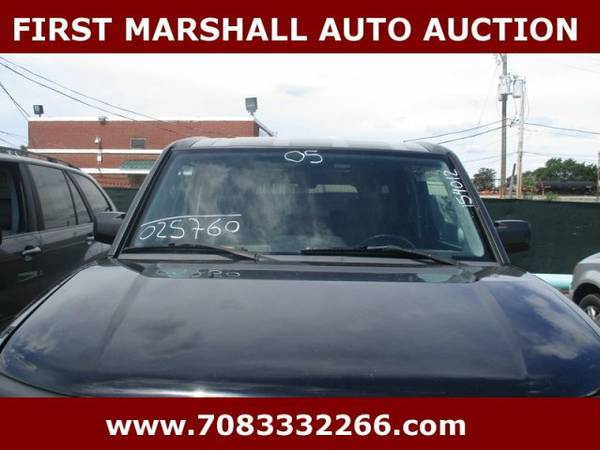 2005 Honda Element EX - First Marshall Auto Auction