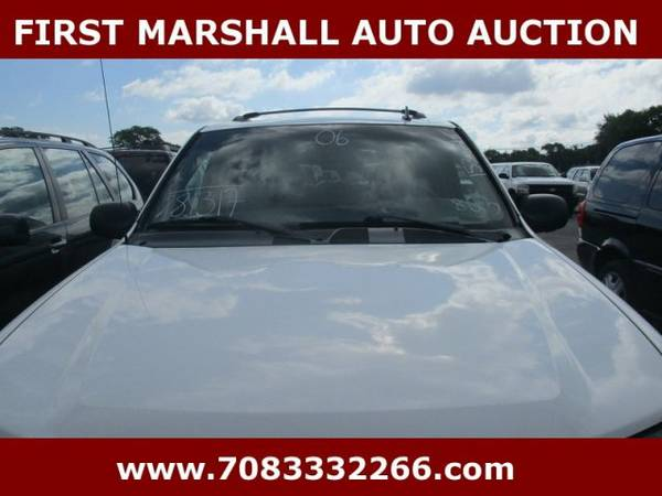 2006 Chevrolet TrailBlazer LS - First Marshall Auto Auction