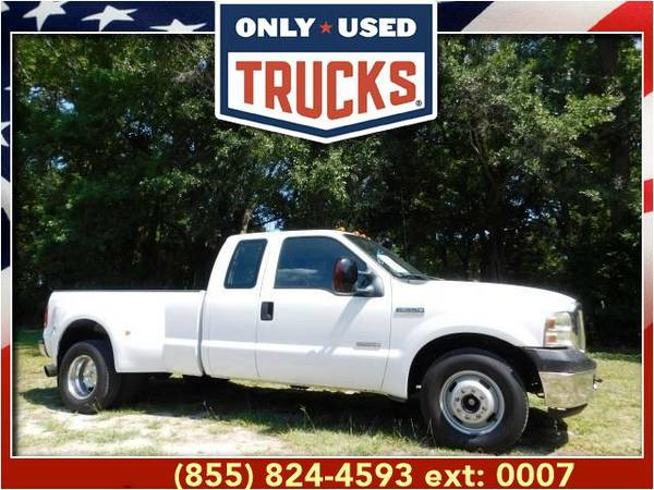 2006 *Ford F350* *F-350*F 350* XLT Super Duty Dually (8cyl, 6.0L,...