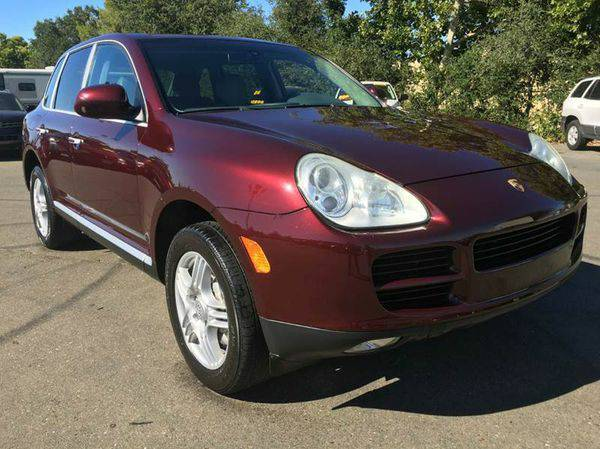 2004 *Porsche* *Cayenne* S AWD 4dr SUV EASY FINANCING!