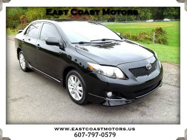 2010 Toyota Corolla S*Well Maintained