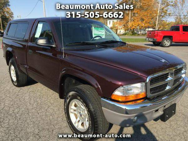 2004 *Dodge* *Dakota* SLT 4WD ( Easy Financing Available )