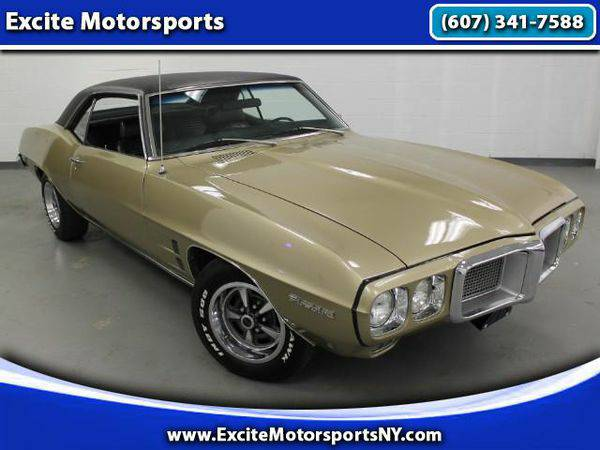 1969 *Pontiac* *Firebird* GT Coupe SALE TODAY !!