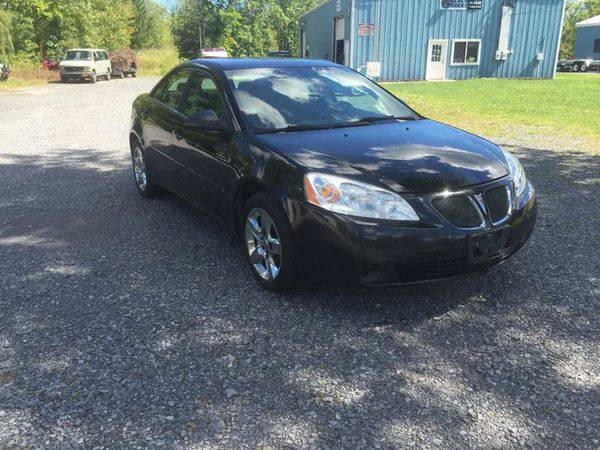2007 *Pontiac* *G6* Base 4dr Sedan FINANCING AVAILABLE ❗&#65039