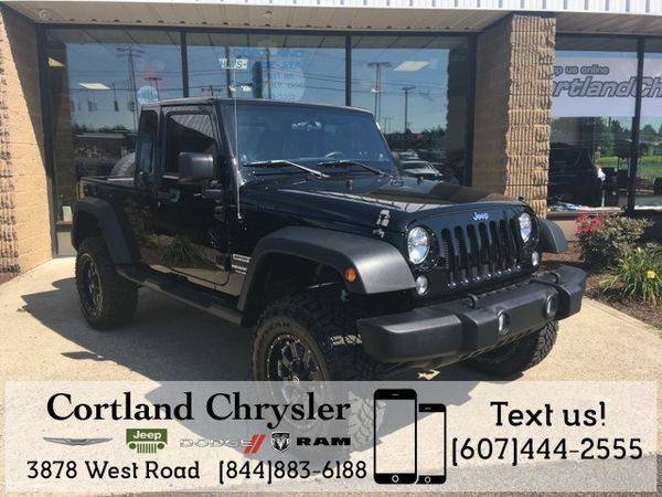 2014 *Jeep* *Wrangler* Unlimited Sport -Financing Available