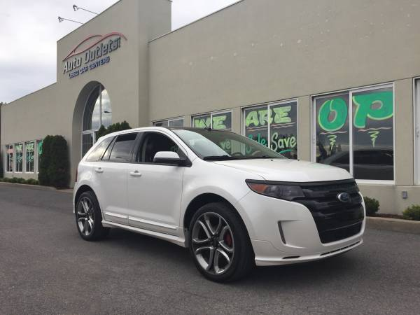 2013 Ford Edge Sport AWD