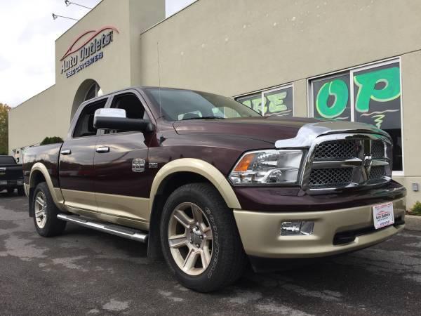 2012 Dodge Ram 1500 Laramie Longhorn