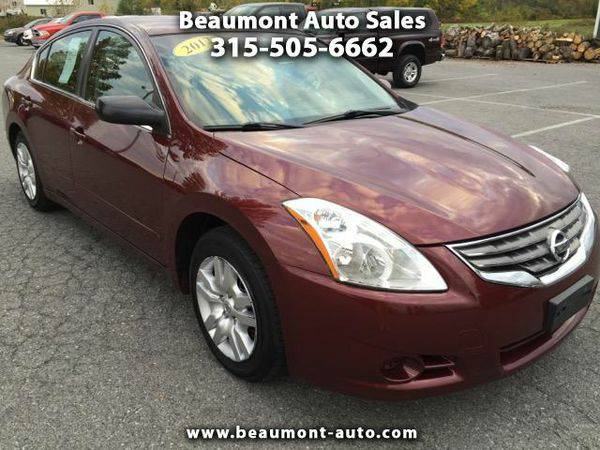 2012 *Nissan* *Altima* 2.5 ( Easy Financing Available )